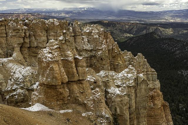 Black Birch Canyon view, Bryce Canyon NP