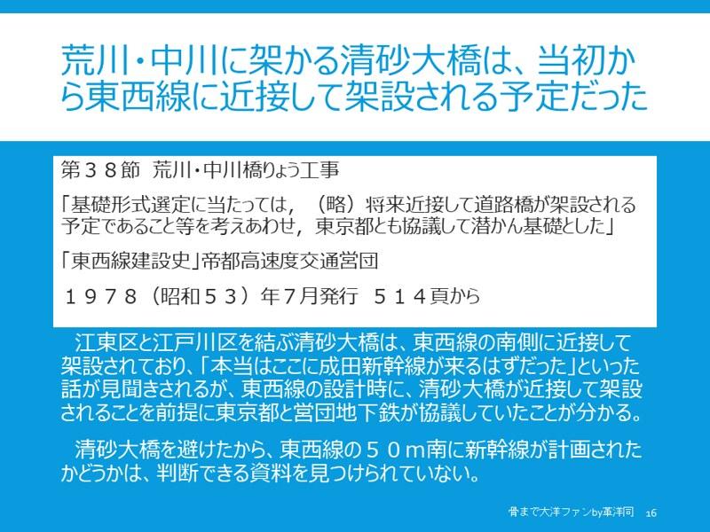 東西線の行徳付近の側道は成田新幹線の遺構なのか検証してみる (16)