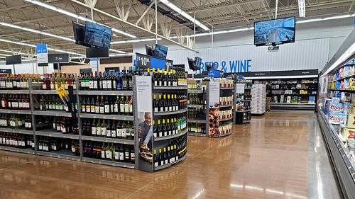Remodel of Walmart Supercenter in Martinsburg, West Virginia [25]