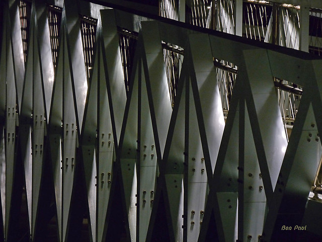 Ben Paul F0077 Bridge structure, 2014