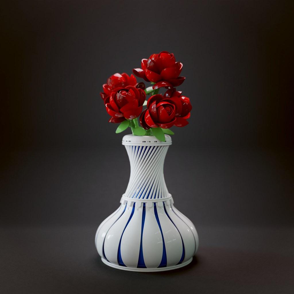 Bloom of Crimson Glory