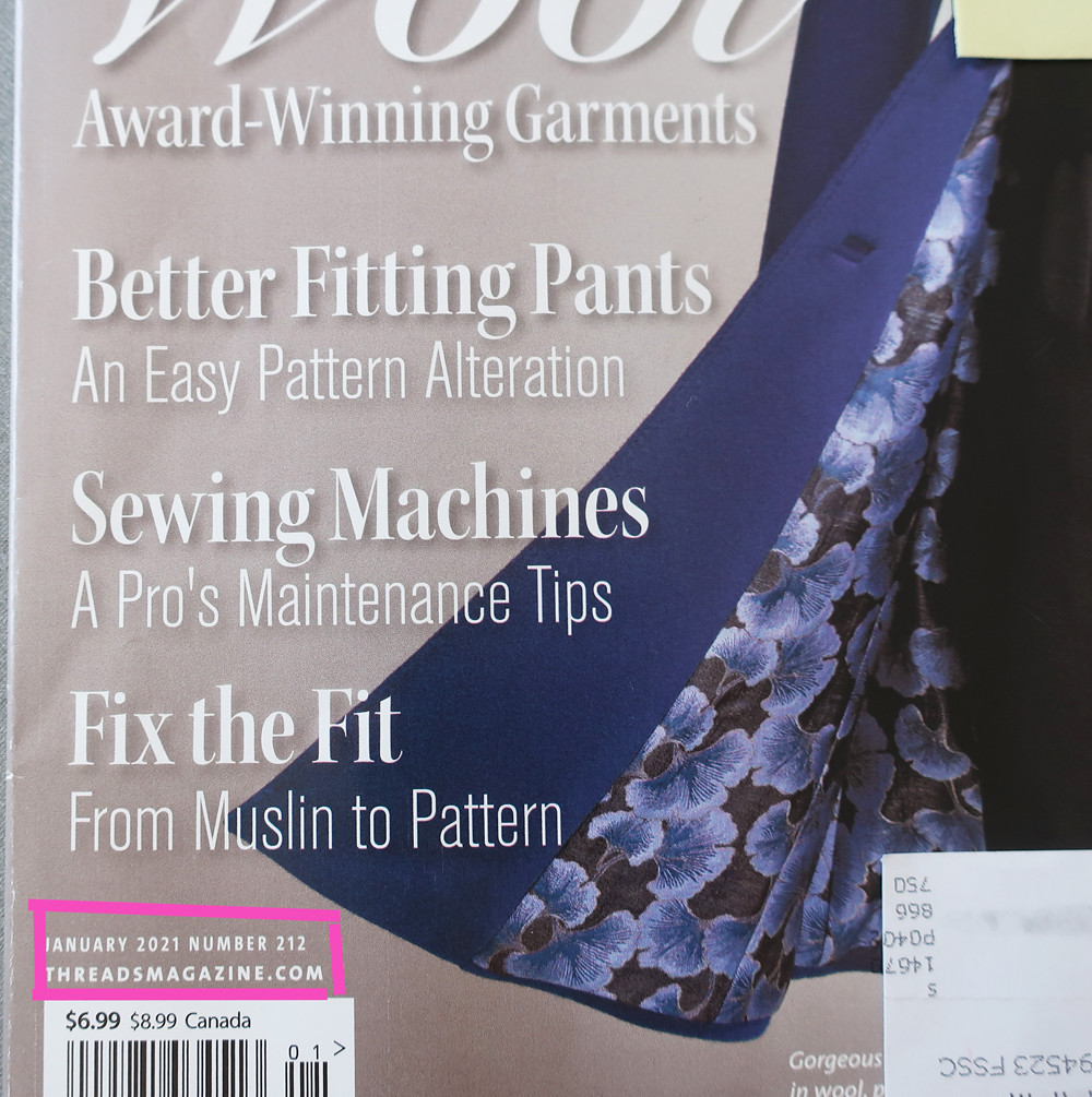 Threads mag cover