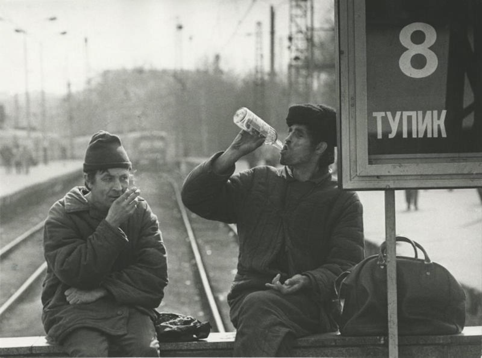 1989. «Курский вокзал»