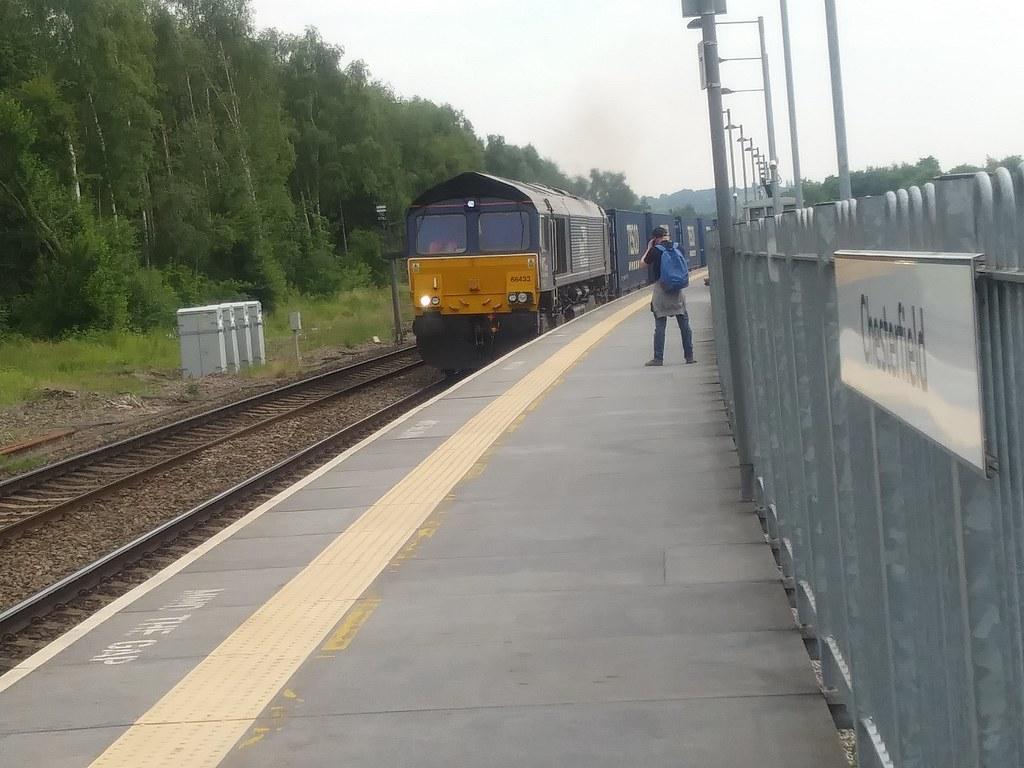 Direct Rail Services Class 66 66433