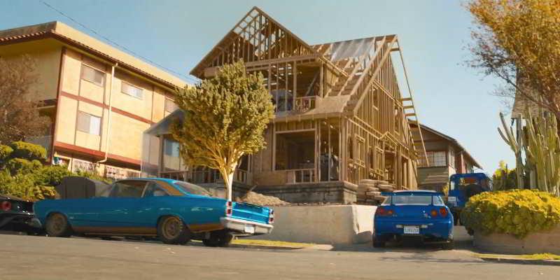 Dominic Toretto House