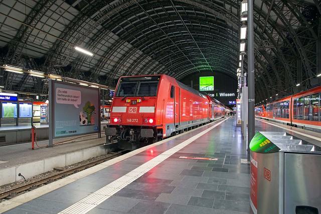 DB Regio 146 272 Frankfurt (Main) Hbf