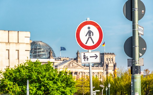 Berlin Regierungsviertel