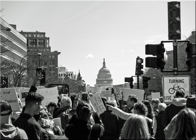 March for Our Lives Demonstration