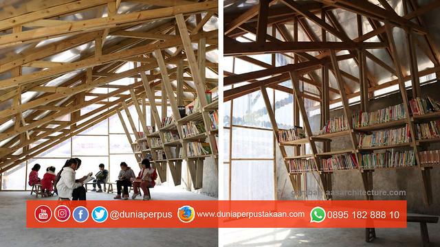 Perpustakaan Desa di China 3