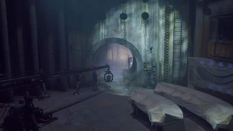 Mr Nobody underground safe house