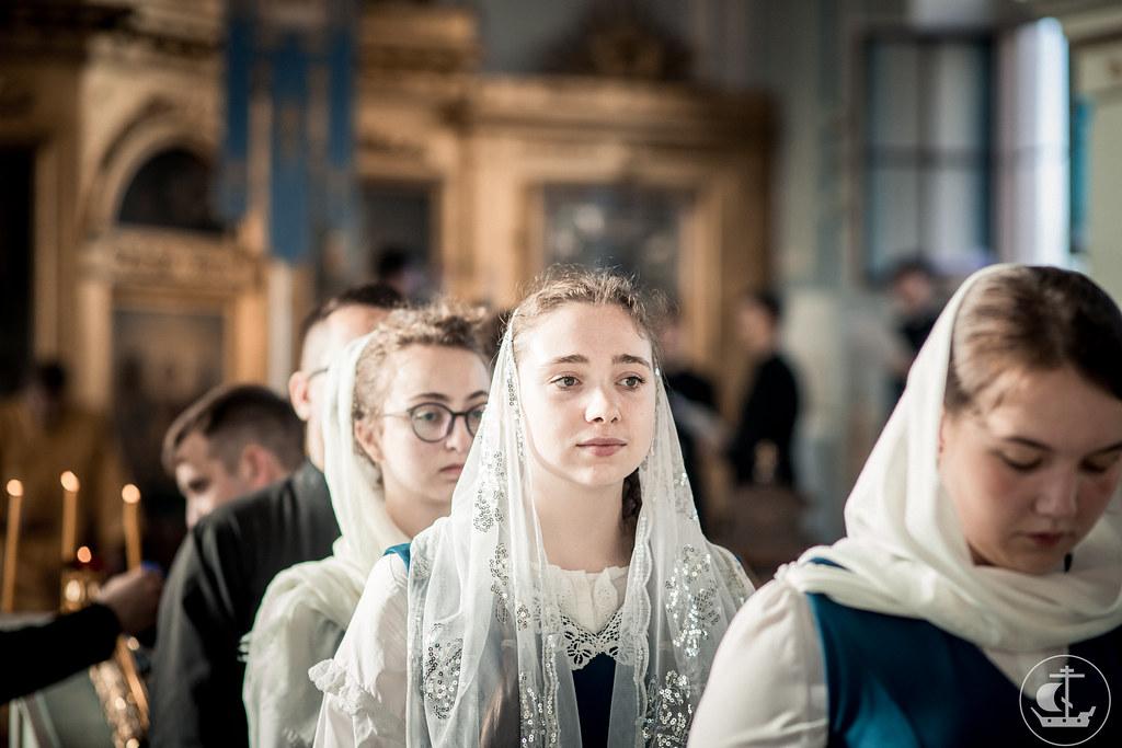 26-27 июня 2021. Неделя 1-я по Пятидесятнице, Всех святых / 26-27 June 2021. 1st Sunday after Pentecost. Sunday of All Saints