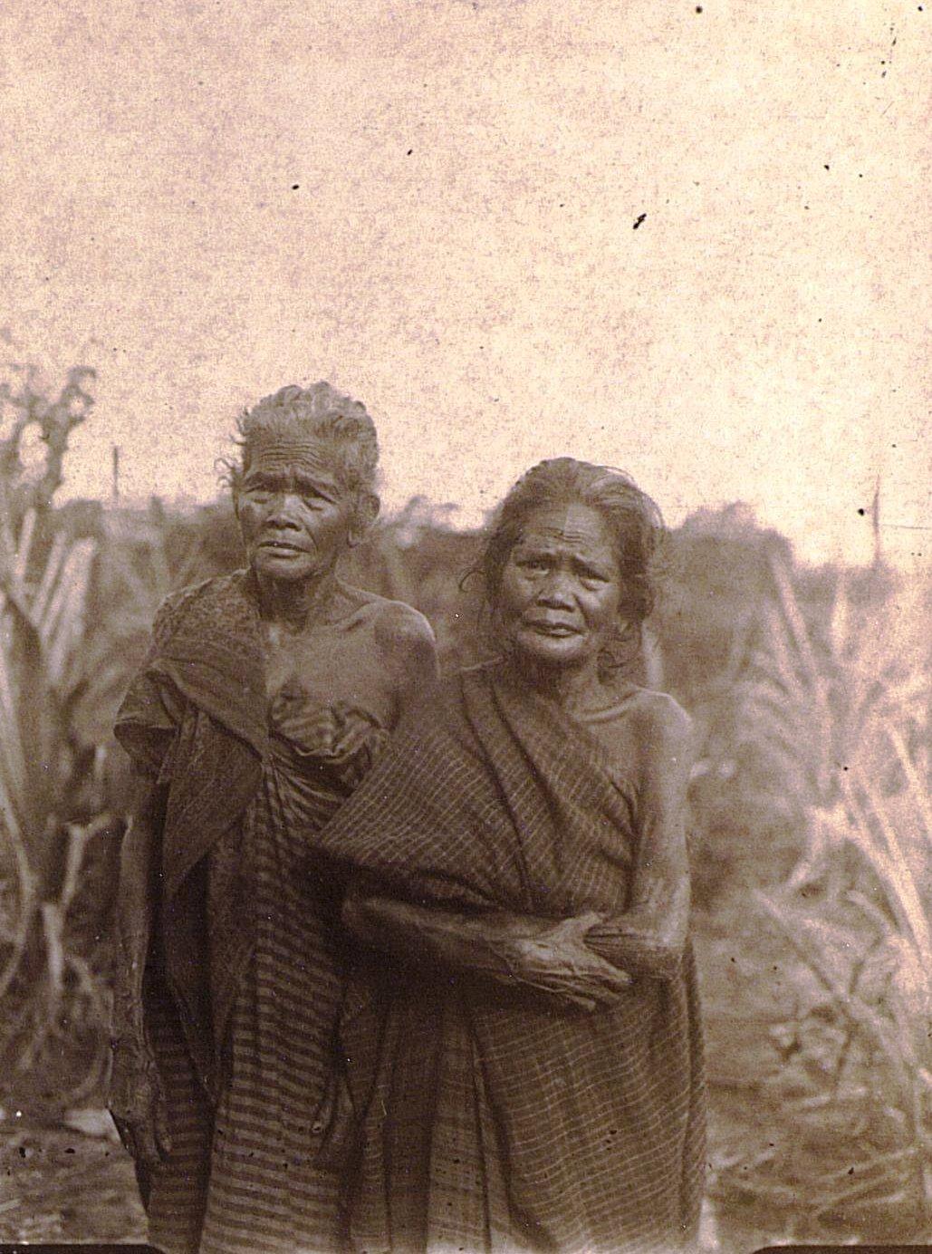 Батинские женщины. Суматра