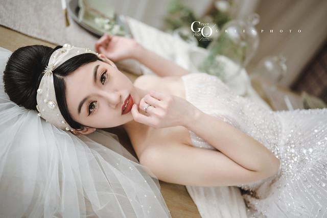 綠攝影像_自主婚紗_韓系婚紗_武少