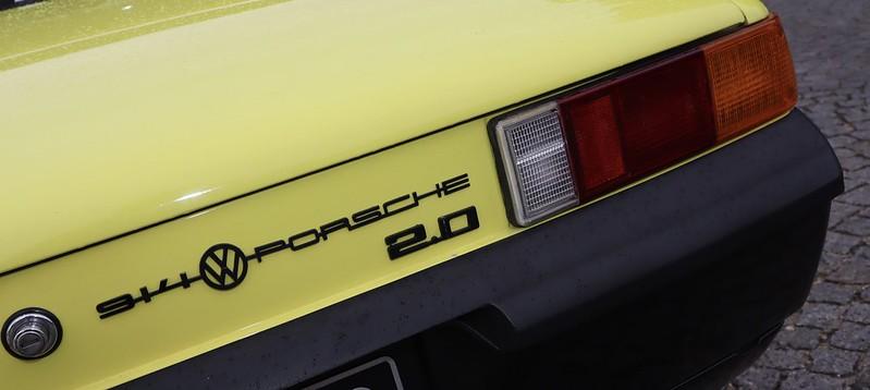 Porsche 914 / 4 cyl 2.0 litres - Paris Vauban Juin 2021 51274970643_99a5e5dfda_c