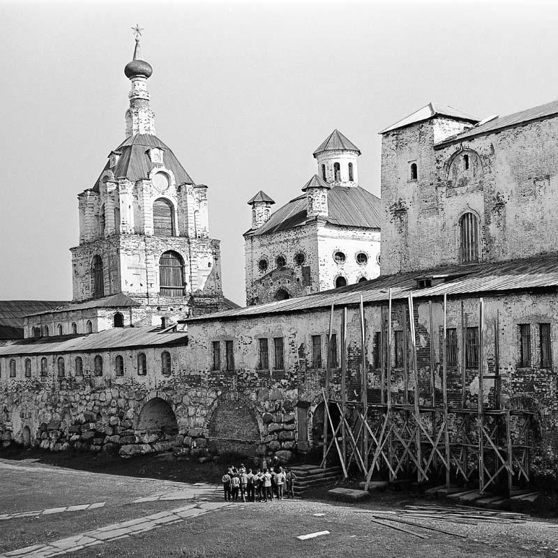02. 1960. Первая экскурсия.