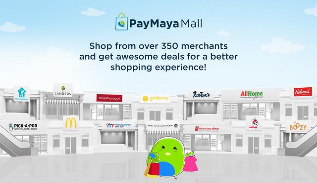 PayMaya Mall