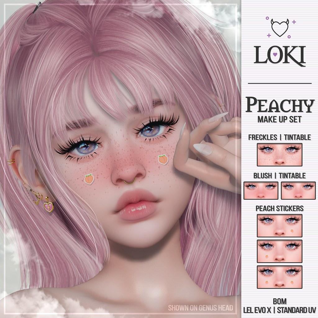 Loki • Peachy Make Up Set • #SoKawaiiSundays | 27.06.21