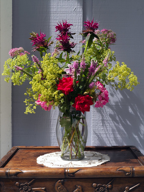 Bouquet for Maria IX, 2021