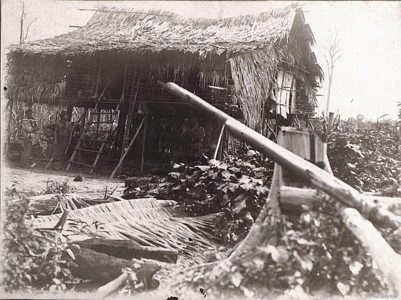 Дом Оскара Иона. Суматра