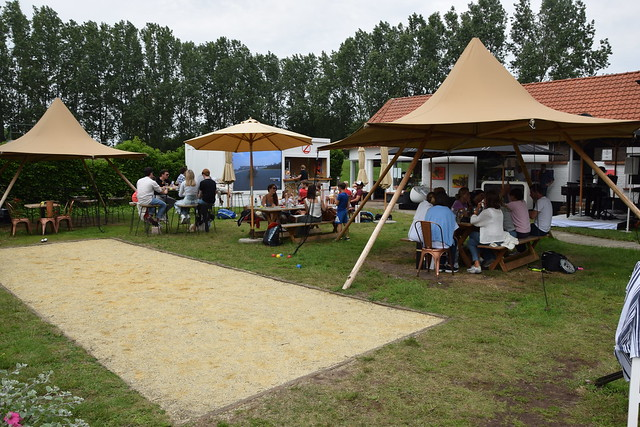 Openingsweekend clubhuis Tennis & Padel Knokke Zoute by Bucksters