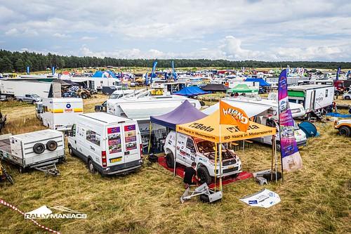 Rallye Breslau 2021 scrutineering part 2