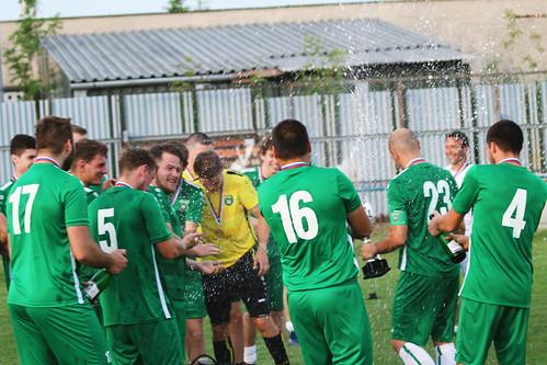 B-tím: PŠC Pezinok - FC Suchohrad (06/2021)