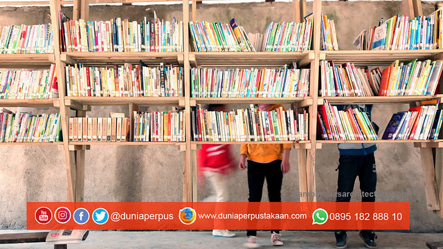 Perpustakaan Desa di China 2