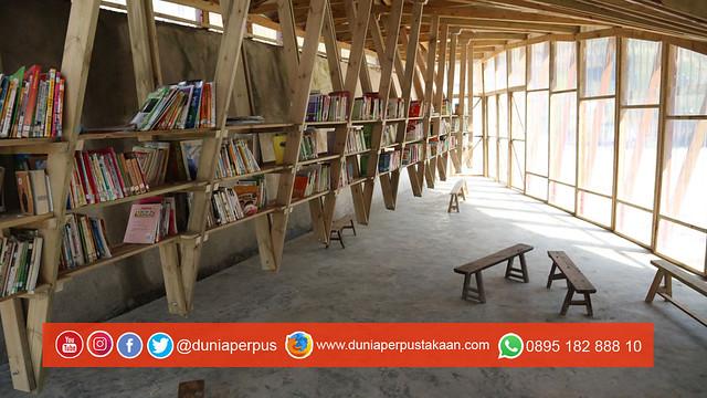 Perpustakaan Desa di China 4