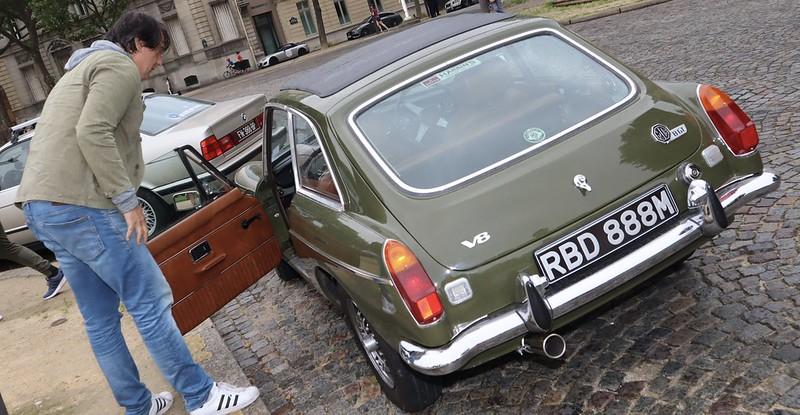 MG/B GT V8 / 1973  51275510715_0c64d76eea_c