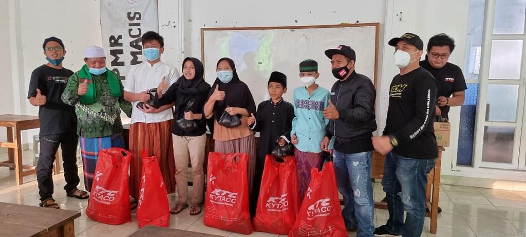 Charity YRFI Jakarta