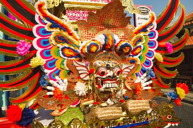 Funeral en Bali