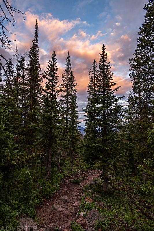 Hahns Peak Trail
