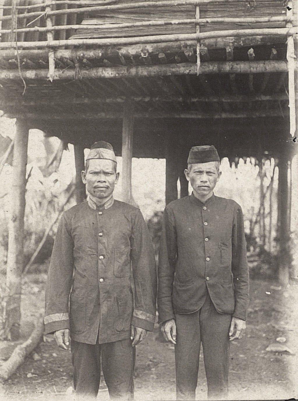 Деревенские чиновники. Суматра