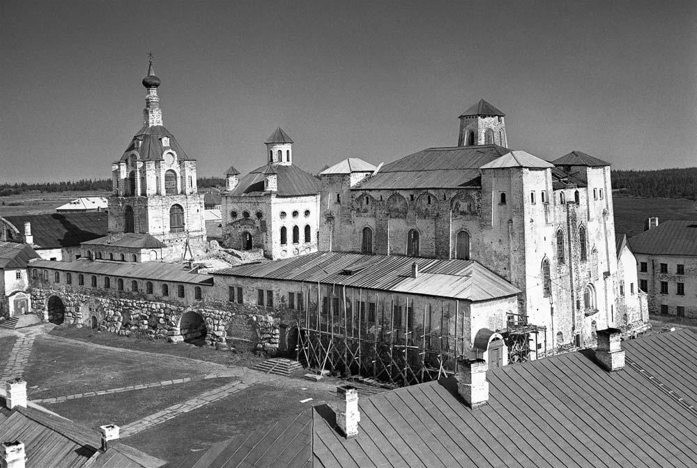 01. 1960. Монастырь