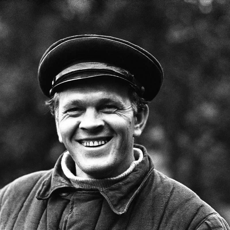 1966. Мэр Соловков Алексей Таранов
