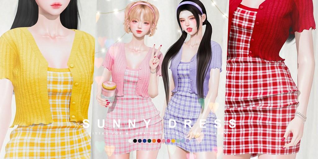 cheezu. sunny dress x blanc