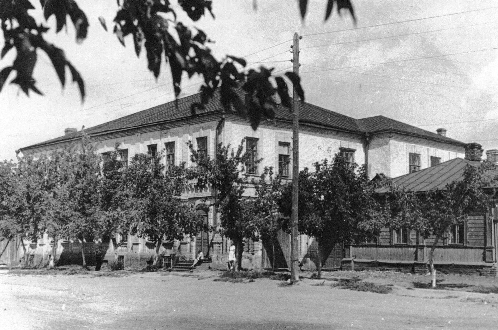 Женская гимназия Забниной