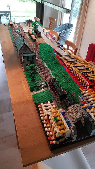 update – right side of the layout