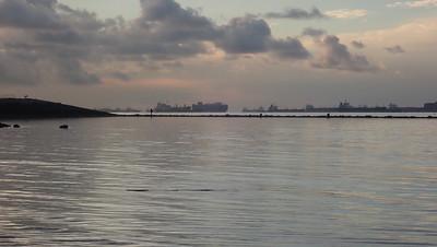 Living lagoon at East Coast Park