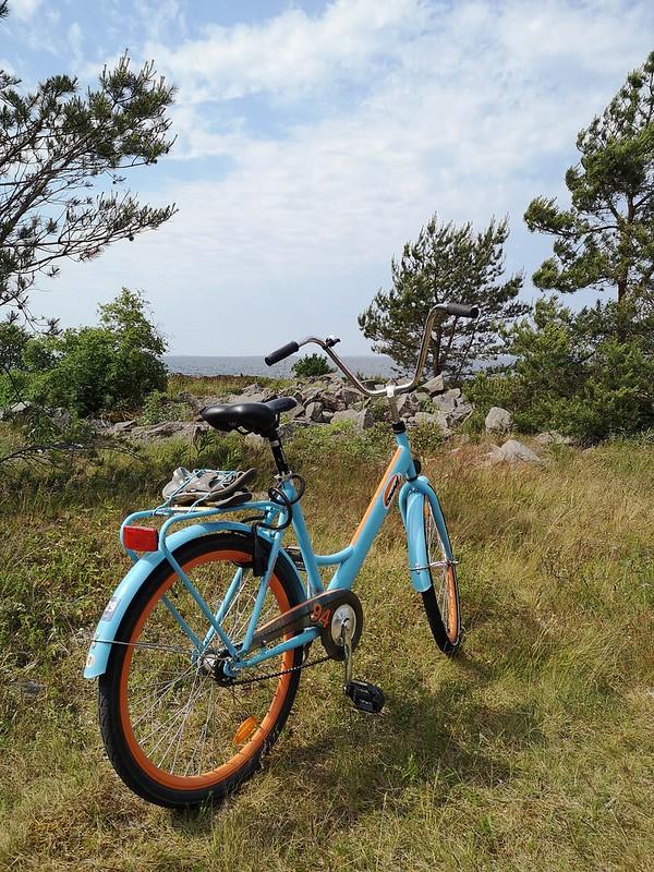 Örö pyöräily