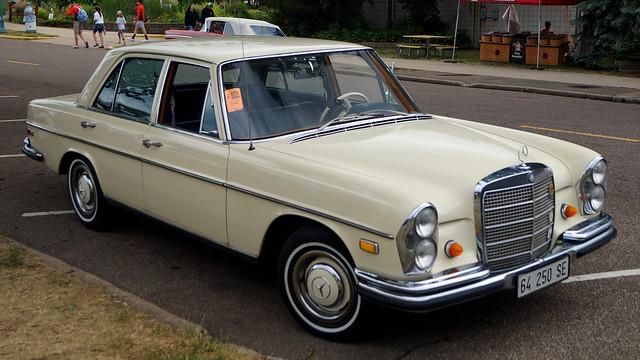 1969 Mercedes Benz 250 SE