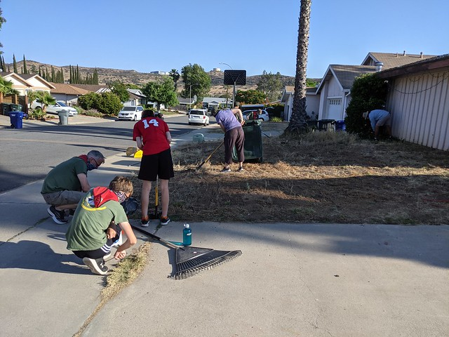 2021-06-19 Helping a neighbor