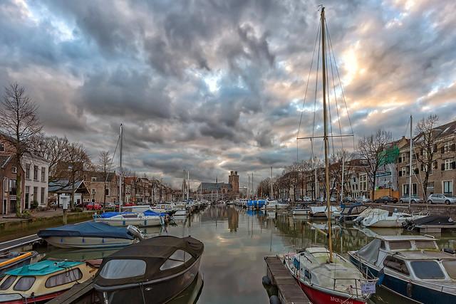 Dordrecht harbor