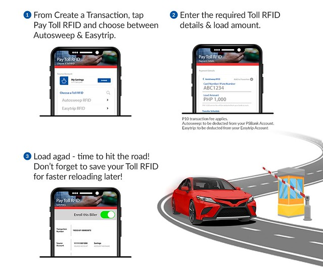 Pay Toll RFID - PR How To