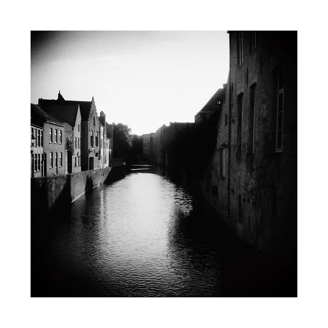wharfside, Brugge/Bruges