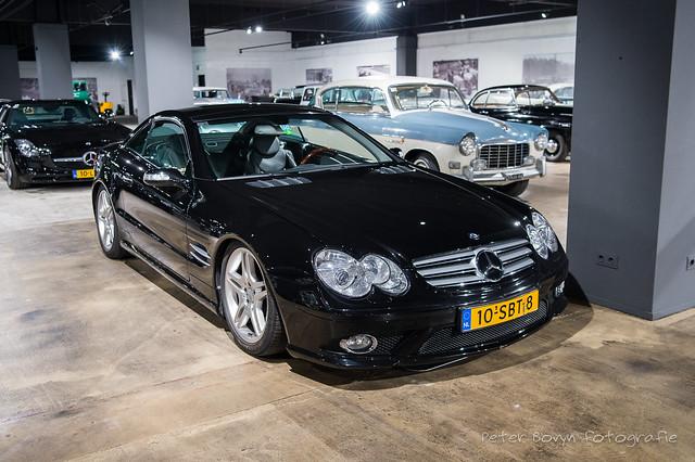 Mercedes SL 500 - 2001