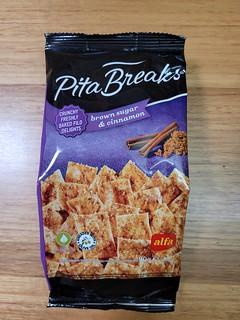 CInnamon Sugar Pita Breaks