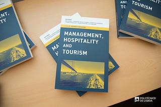 """Lançamento do livro """"Management, Hospitality and Tourism"""" da Coleção Estudos e Reflexões"""""""