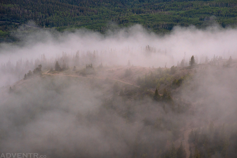 Trail In the Clouds
