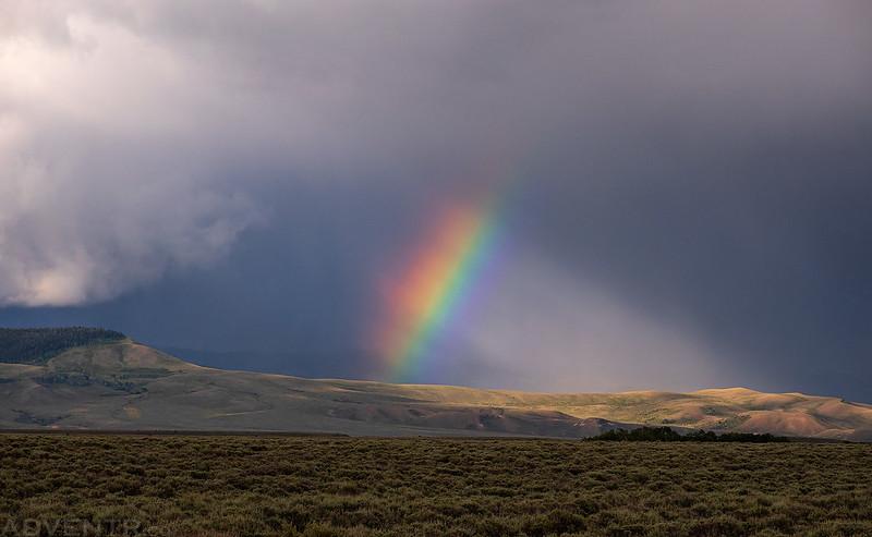 Long Detour Rainbow